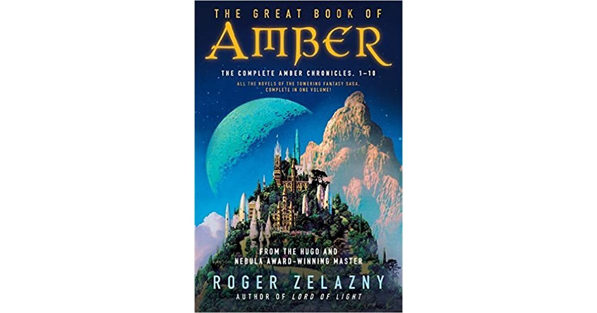 the great book of amber ebook