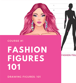 fashion drawing figure templates ebook free download