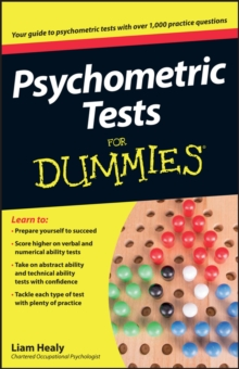 psychometric tests for dummies ebook