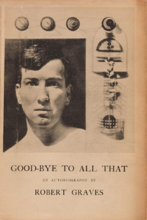 goodbye to all that robert graves ebook
