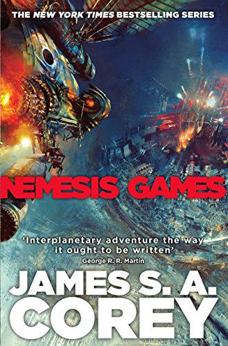 the expanse and nemesis games and epub