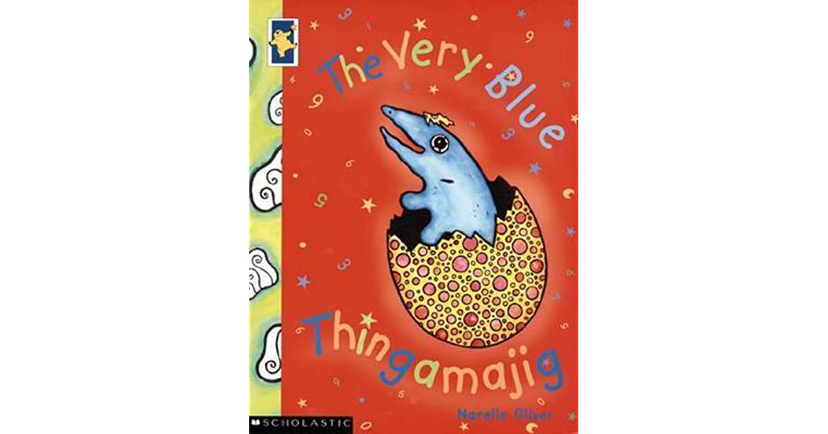 the very blue thingamajig ebook