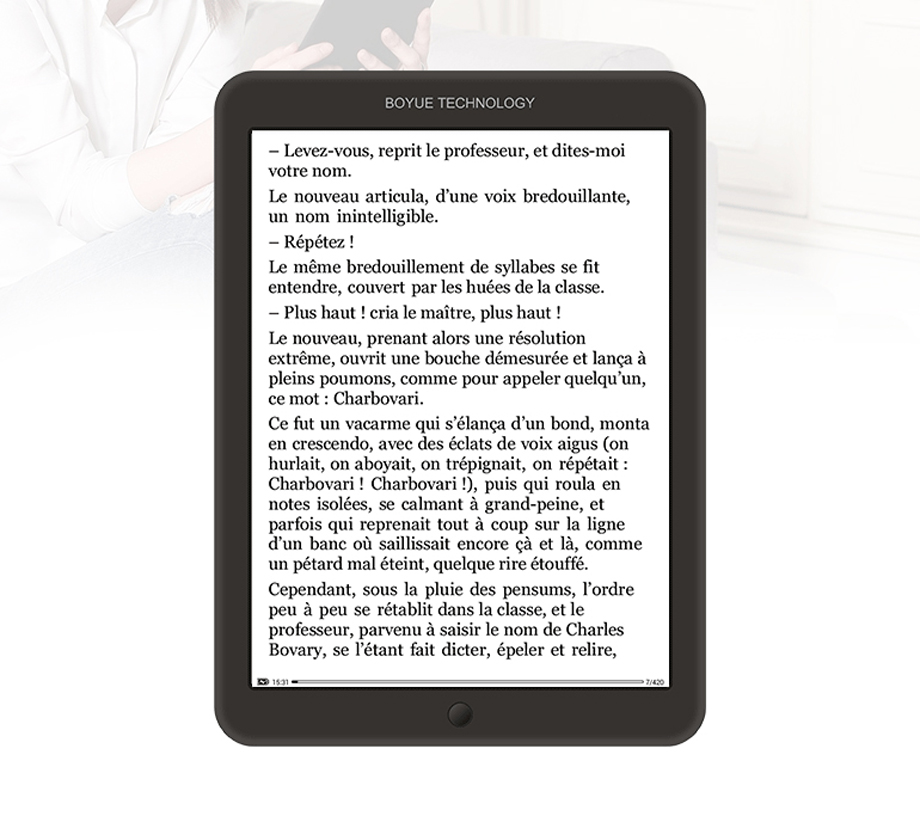 android ebook reader support kindle ebook