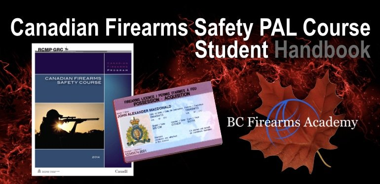 canadians firearms safety course 2018 epub