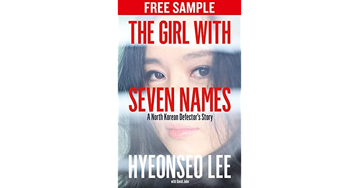 the girl with seven names ebook