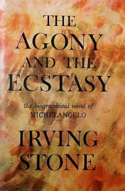 the agony and the ecstasy irving stone ebook