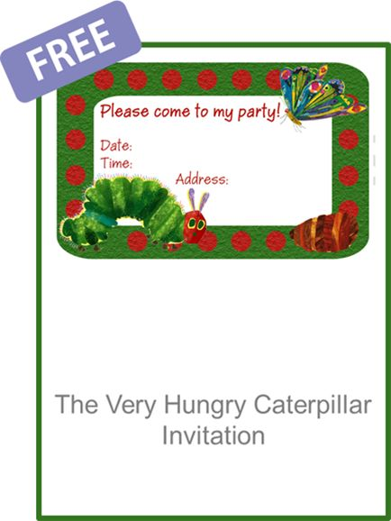 the very hungry caterpillar free ebook download